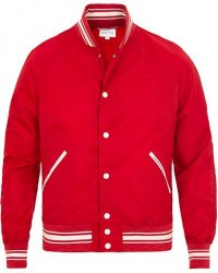 GANT Rugger R2 The Varsity Jacket Red