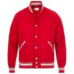 GANT Rugger R2 The Varsity Jacket Red