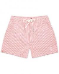 GANT Seersucker Swim Shorts Mineral Red men S