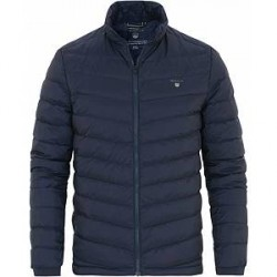 GANT The Airie Down Jacket Classic Blue