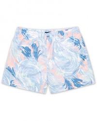 GANT Wave Swim Shorts Mid Blue men L