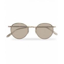 Garrett Leight Wilson M 49 Sunglasses Moonrock/Grey Shadow Gradient