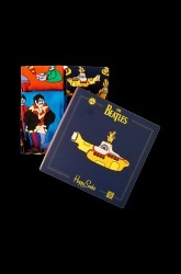 Gaveæske The Beatles Socks Box Set