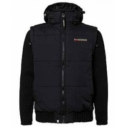 Geographical Norway Cacahuete WN030H (SORT, XXXL)