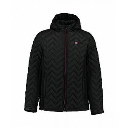 Geographical Norway Diamond Black Jacket (Sort, XLARGE)