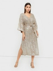 Gestuz GlamGZ long Dress Loose fit dresses