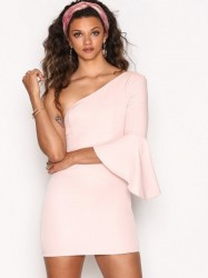 Ginger Fizz The Other Side Dress Kropsnære kjoler Pink