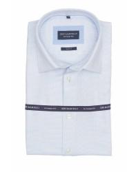 Gino Marcello 3190283 GM skjorte (Lyseblå, MEDIUM)