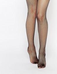 Gipsy Fishnet Tights - Black