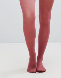 Gipsy Garnet 40 Denier Tights - Red