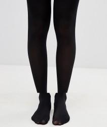 Gipsy Tall 60 Denier 2 pack tights - Black
