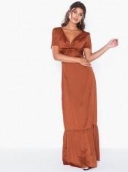 Glamorous Wrap Maxi Dress Maxikjoler