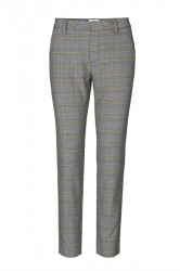 Global Funk - Bukser - Thirty One Glen Check - Yellow Glen Plaid Check