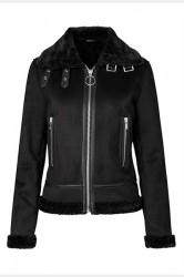 Global Funk - Jakke - Sherlin Burbank - Outerwear - Black