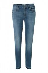 Global Funk - Jeans - Thirteen MAR099953 - Dark Blue Hem Detail