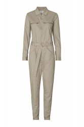 Global Funk - Jumpsuit - Anniston Juul Pant - Light Sand