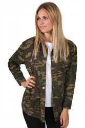 Global Funk - Skjorte - Mason Marlon - Camouflage