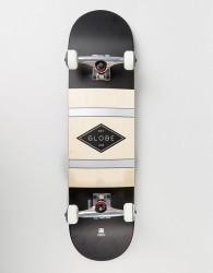 Globe Diablo 2 Skateboard - 8 inches - Black