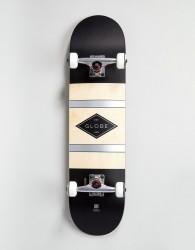 Globe Diablo Skateboard - 8 Inches - Black