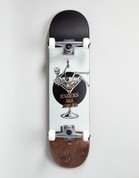 Globe Excess All Areas Skateboard - 8 Inches - Black