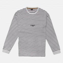 Globe Longsleeve - All Out Stripe