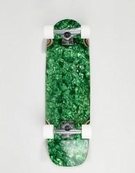 Globe Outsider green pearl skateboard - 8.25 inches - Green