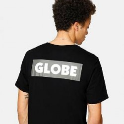 Globe T-Shirt - Sticker Tee II