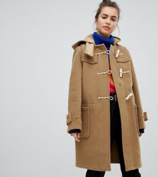 Gloverall Exclusive Heavyweight Monty Duffle Coat - Brown