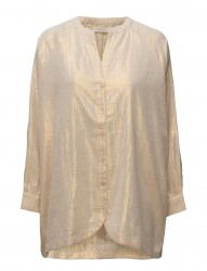 Golden Long Sleeve Shirt