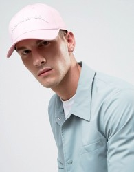 Good For Nothing Baseball Cap In Pink - Pink
