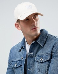 Good For Nothing Baseball Cap In Stone - Stone