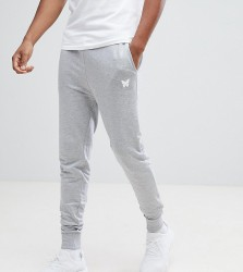 Good For Nothing Skinny Joggers in Grey with Small Logo Exclusive to ASOS - Grey