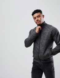 Good For Nothing Track Jacket In Grey - Grey