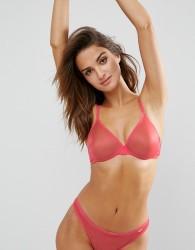 Gossard Glossies Sheer Bra A - G Cup - Pink