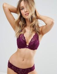 Gossard High Apex Lace Plunge Bra A - G Cup - Purple