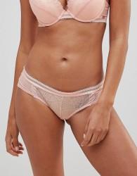 Gossard Lace Short - Pink