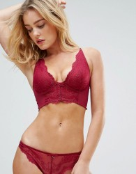 Gossard Superboost Ruby Lace Bralette B-G Cup - Pink