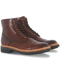 Grenson Joseph Boot Commando Sole Tan Calf men UK8,5 - EU42,5 Brun