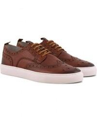 Grenson Sneaker 3 Hand Painted Tan men UK8 - EU42