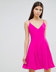 Greylin Silivia A-Line Dress - Pink