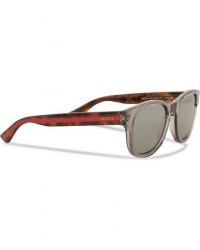Gucci GG0003S Sunglasses Grey/Avana/Silver men One size Transparent