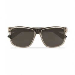 Gucci GG0010S Sunglasses Brown/Grey
