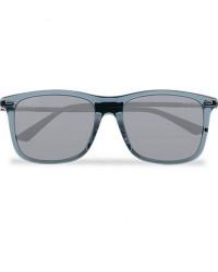 Gucci GG0518S Sunglasses Ruthenium/Grey men One size Grå