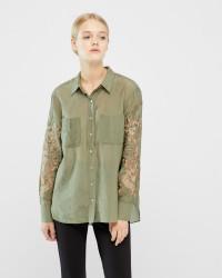 Gustav Feminine skjorte
