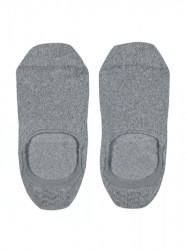 Gustav - Lurex Footies - Silver