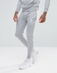 Gym King Joggers In Skinny Fit - Grey