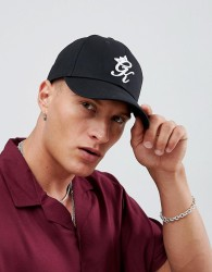Gym King pitcher cap in black - Black