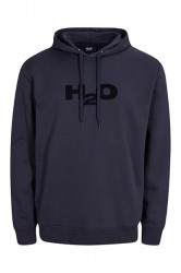 H2O - Sweatshirt - Lind Sweat Hoodie - Navy