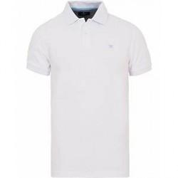 Hackett Classic Polo White