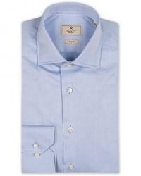 Hackett Mayfair Slim Fit Poplin Shirt Light Blue